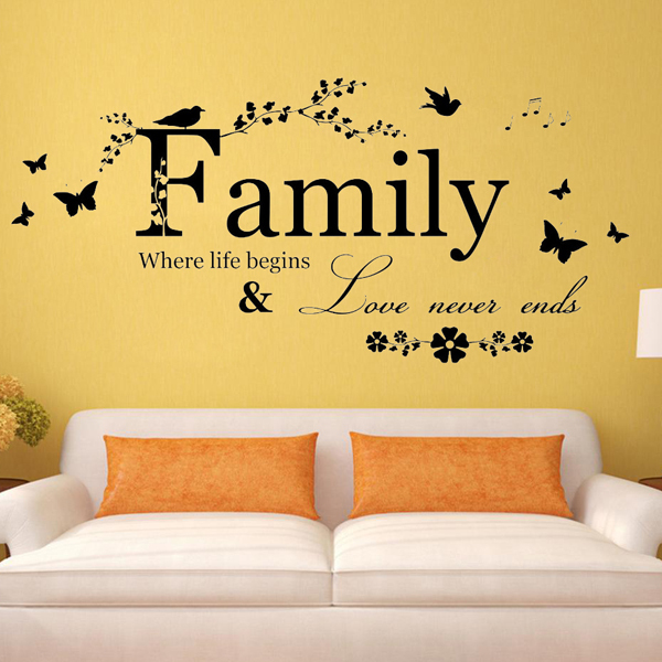 Attractive Words For Walls Ideas Frieze - Wall Art Collections ...