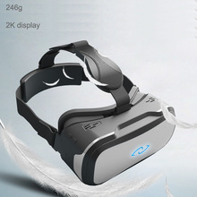 100% new original 3 glasses d2 3d vr glasses with display 1440*2560 glasses virtual reality pc
