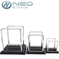 NEO Newton s Cradle Art in Motion Balance Balls Physics Pendulum Science Wave Desk Office Classic