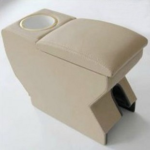 Chery qq qq3 chery amulet new car central armrest box hand box hole-digging(China (Mainland))