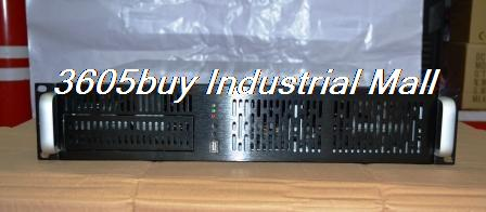 550mm long 2u server industrial computer case general atx power supply pc large-panel rack mount computer case(China (Mainland))