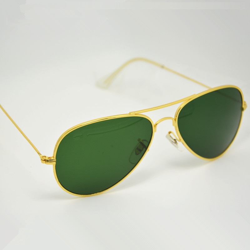 ray ban golden glass  ray ban golden glass