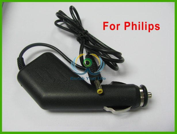 AAP-32 Replacement for Philips PET821 Portable DVD Player 9V InCar Car Charger Adapter(China (Mainland))
