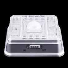8 LED Night Light Lamp PIR Auto Sensor Motion Detector  # L0142505