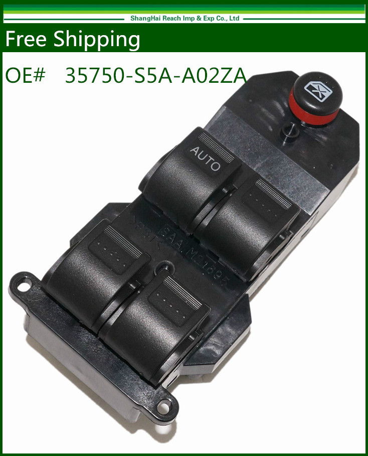 Honda power window switch promotion shop for promotional for 2002 honda crv power window switch