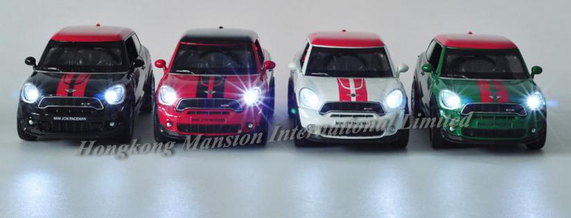 132 Car Model For MINI Paceman (27)
