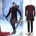 Custom Made Adult Men s The Avengers Hawkeye Costume Uniform Outfit Movie Cospaly Costume For Adult