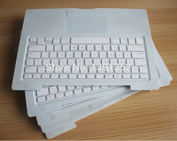Well Condition Original For Apple Macbook 13 A1181 Upper case With Keyboard And Trackpad US Layout <br><br>Aliexpress