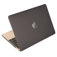 Mosiso Clear Matt Soft Touch Plastic Hard Case for Apple MacBook Retina 12 inch Laptop Protective Shell Cover