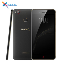"Original zte nubia z11 mini s teléfono móvil android 6.0 snapdragon 625 msm8953 23.0mp octa core 5.2 ""4 GB RAM 64 GB ROM de la Huella Digital(China (Mainland))"