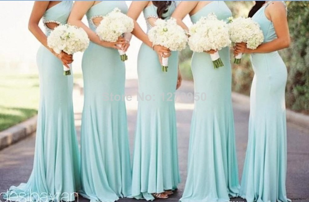 Beach Wedding Bridesmaid Dresses 2014
