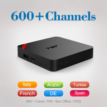 Buy TV Box Android 6.0 Fully Loaded 1GB 8GB Amlogic S905X Quad Core Wifi 2.4GHz HDMI Smart Media Box Iptv Arabic Europe French for $62.25 in AliExpress store