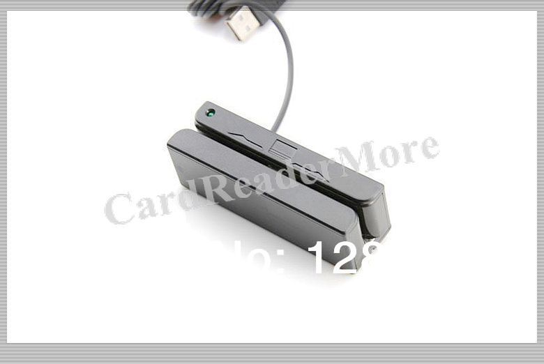 Magnetic Swipe Card Reader Head 3 Tracks Programmable(China (Mainland))