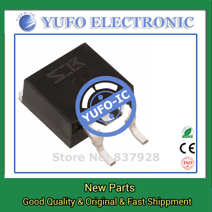 Free Shipping 10PCS SKI04024 genuine original [MOSFET N-CH 40V 85A TO-263]  (YF1115D)