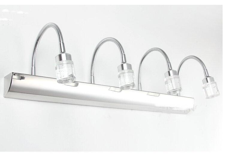 12w LEDmirror light wall lamps 630MM stainless steel bathroom washbasin lamp AC 85V~265V bj10