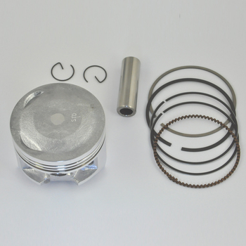 High Performance Motorcycle Piston Kit Rings Set For XR250 STD +25 +50 +75 Bore Size 73mm 73.25mm 73.5mm 73.75mm NEW