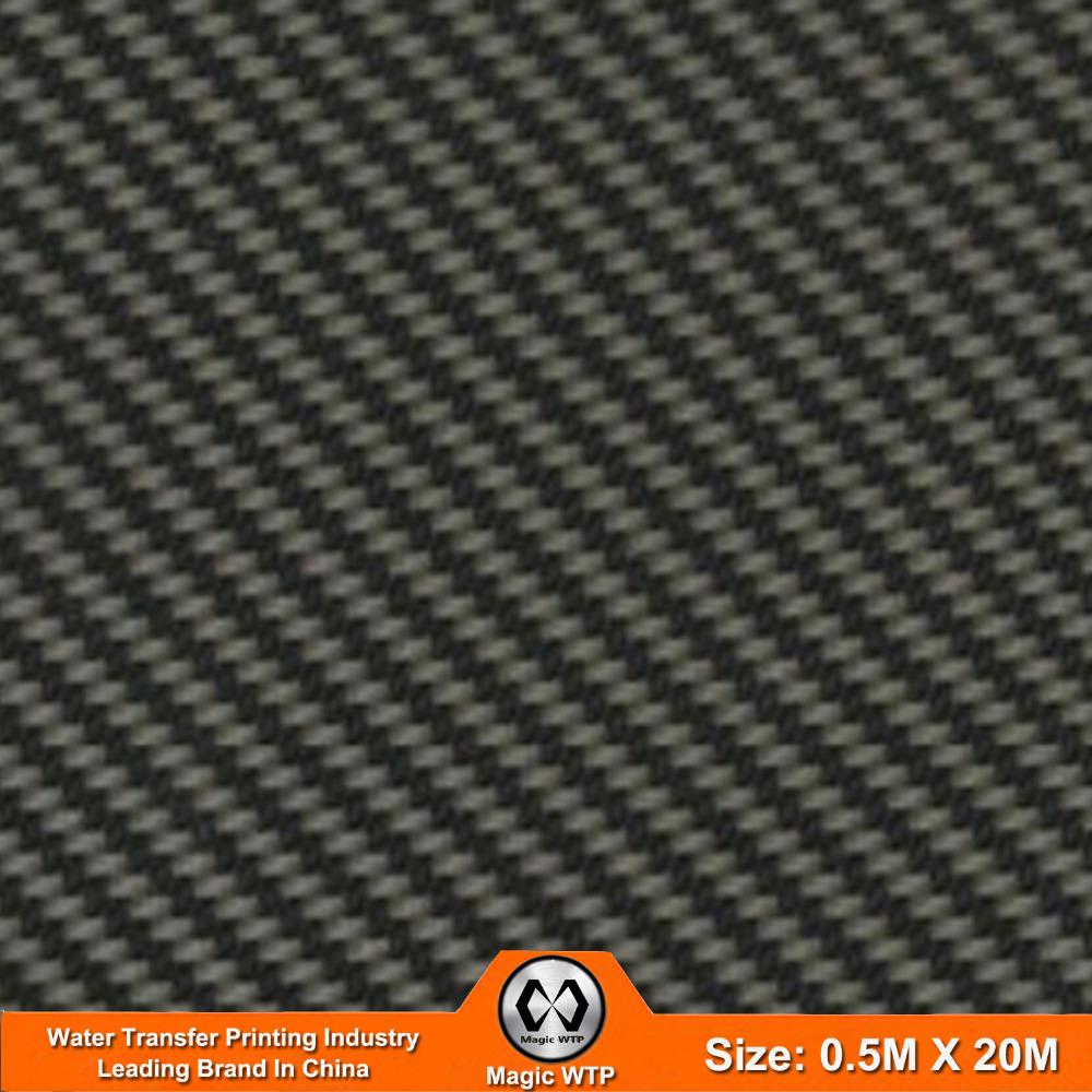 New Arrival Carbon Fiber Hydrographic Film NO.MGA-6668 Width 0.5M Length 20M Carbon Fiber Water Transfer Printing Magic WTP(China (Mainland))