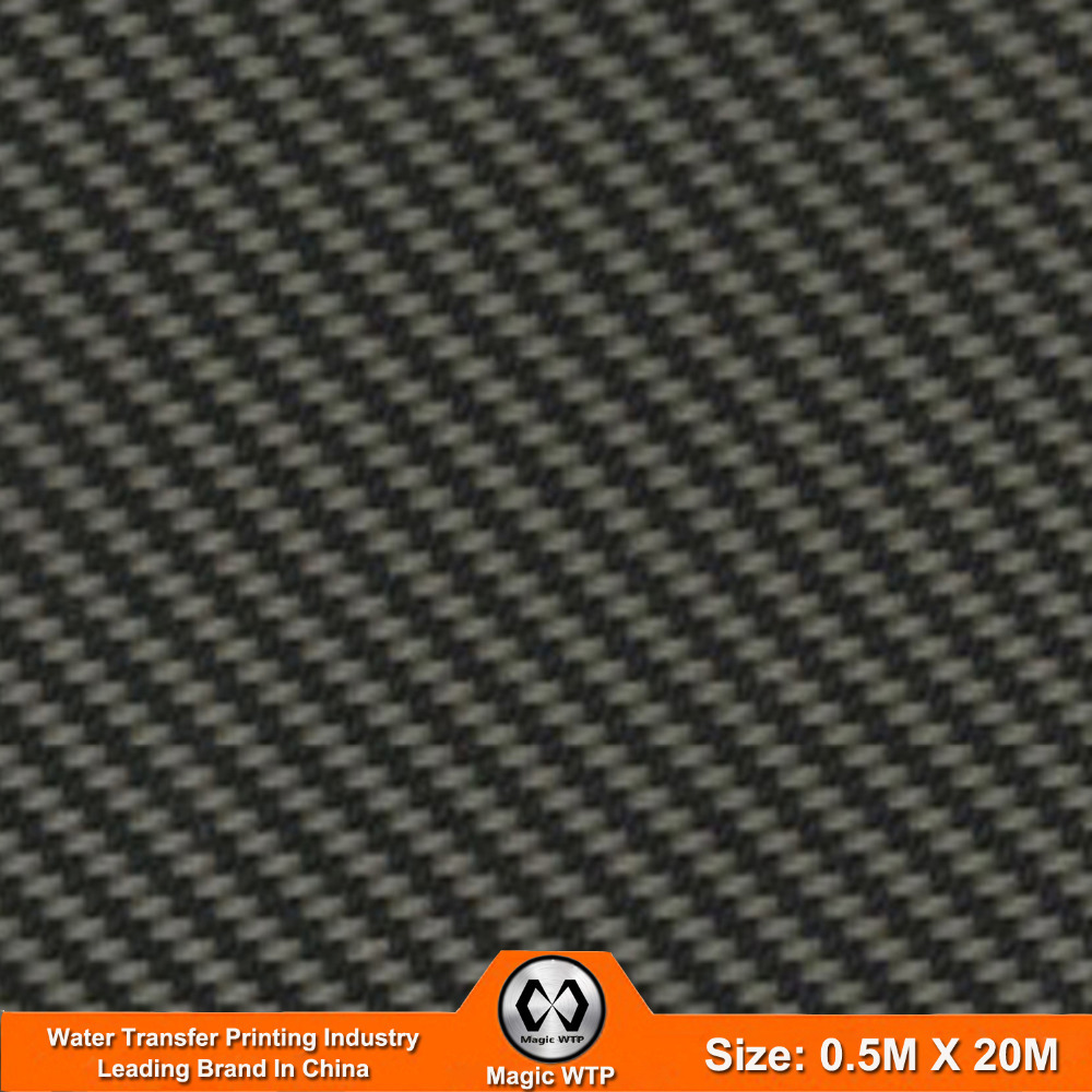 New Arrival Carbon Fiber Hydrographic Film NO.MGA-6668 Width 0.5M Length 20M Carbon Fiber Water Transfer Printing Magic WTP(China (Mainland))