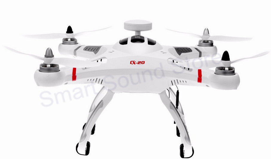 2015 Best Selling Cool Gadgets Cheerson CX 20 Professional RC Quadcopter RC Drone CX20 RTF GPS
