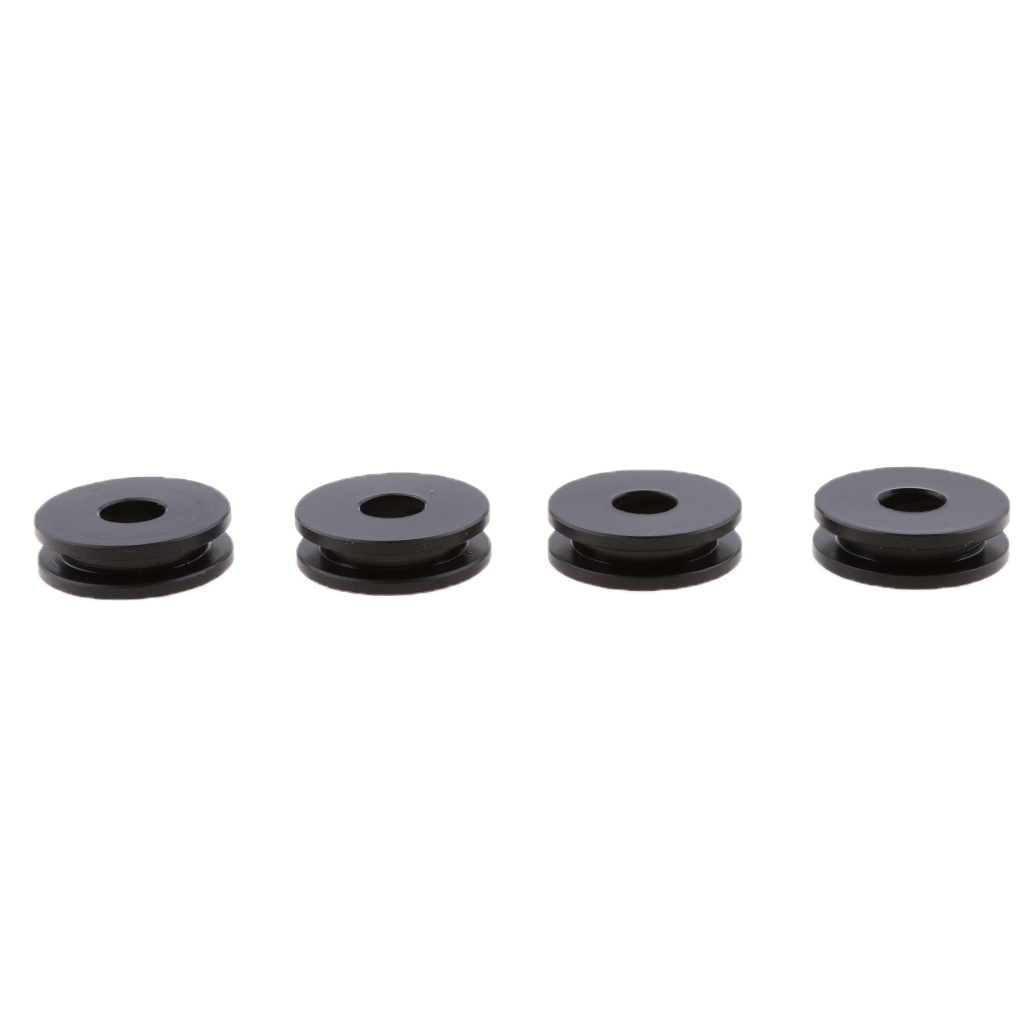 4Pcs Detachable Windshield Windscreen Mounting Bushing Grommets for   Durable Perfectly Replace Stock Accessories