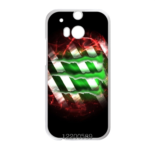 Monsters Energys graphics case for htc one m8 New Released(China (Mainland))