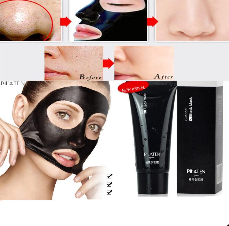 AFY suction Black masks black head face facial mask 60g Collagen Face care anti Acne Treatments Moisturizing Face Cream Beauty(China (Mainland))