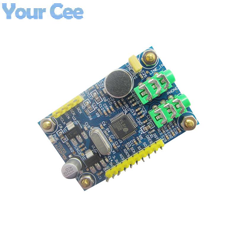 2 pcs ALIENTEK VS1053 Module MP3 Player Audio Decoding STM32 Microcontroller Development Board(China (Mainland))