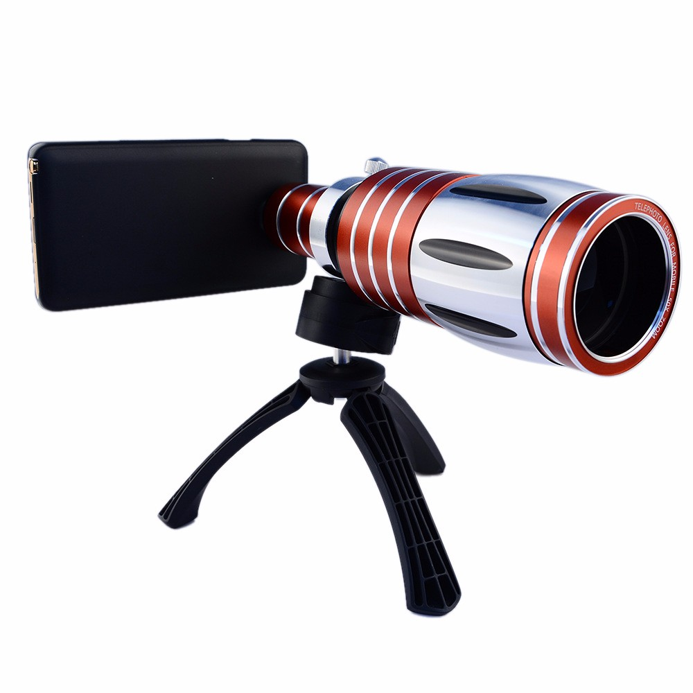 High Quality mobile phone 50x Zoom Telescope lenses telephoto Lens For iphone Samsung kinds of phone