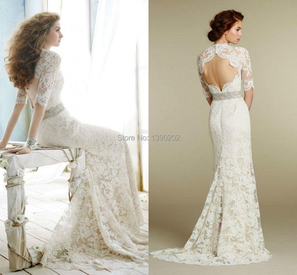 Wedding Dresses Size 6 : Wedding dresses bride bridal gown custom size