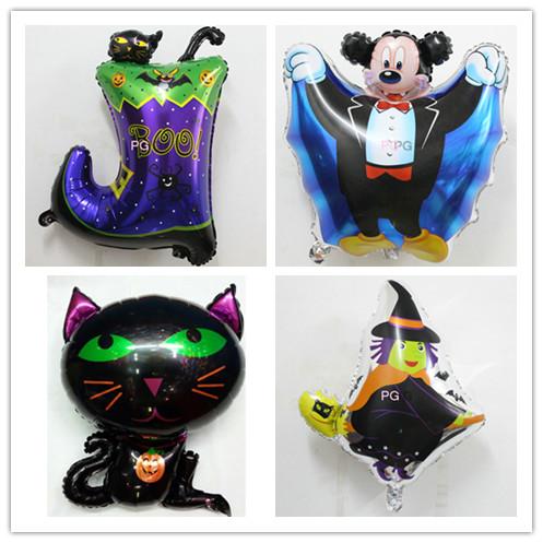 online kaufen gro handel aufblasbare halloween katze aus. Black Bedroom Furniture Sets. Home Design Ideas