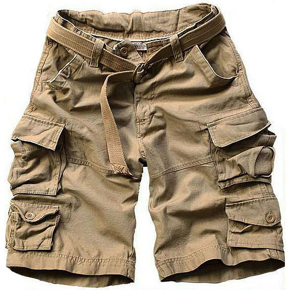 2015 Summer Men New Style Board Shorts High Quality Mens Cargo Shorts Casual Shorts with belt 10 Colors size S M L XL XXL XXXL