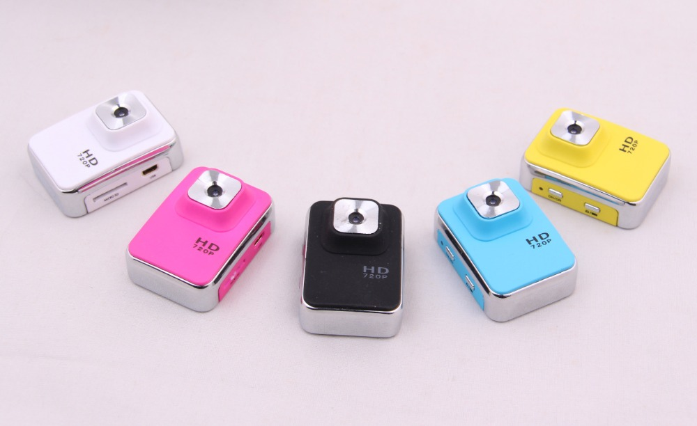 A3F Mini Clip Sport DV Camcorder HD 1280*720P WiFi wireless camera Mini camera portable digital Car DVR(China (Mainland))