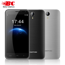 """Buy Original HOMTOM HT3 GSM/WCDMA MTK6580A Quad Core1.3GHz 5.0"""" HD 720P Android 5.1 Smart phone 1GB+8GB 5MP Dual Micro SIM 3000mAh for $51.99 in AliExpress store"""