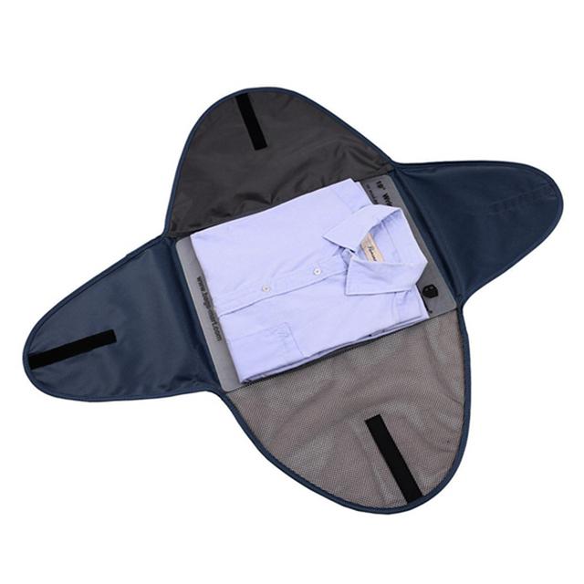 4 цвет вручение легкий нейлон багажа дорожные сумки для одежды черный упаковка куб маленький сумка для рубашки