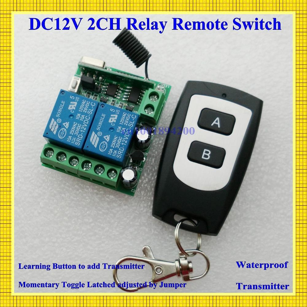 Online Get Cheap Wireless Relay Switch No Nc Aliexpresscom - Relay com no nc