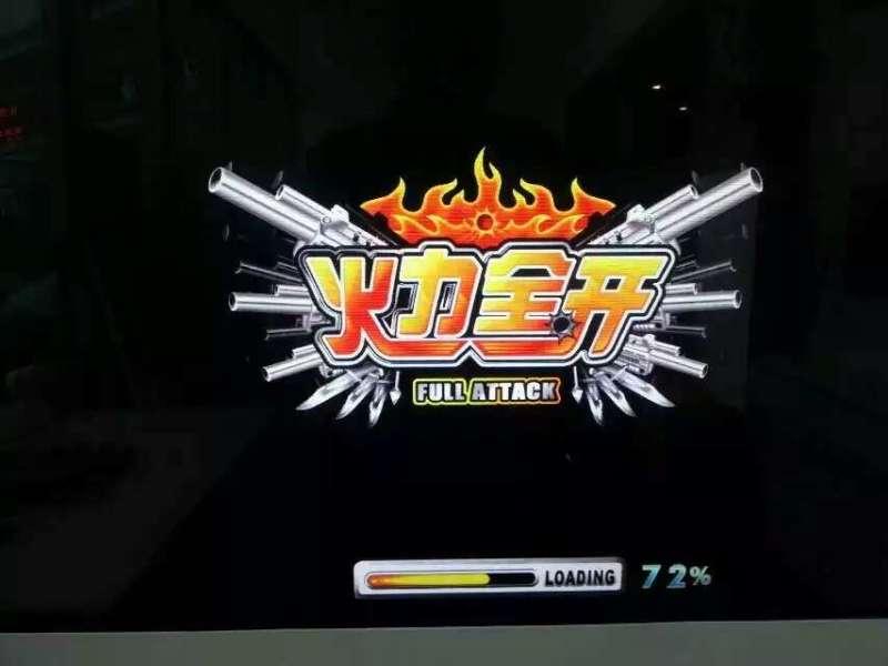 IGS Full Attack Game Machine / Arcade Console 8 players Machine / Catch Fish (Main board & Main frame) English version(China (Mainland))