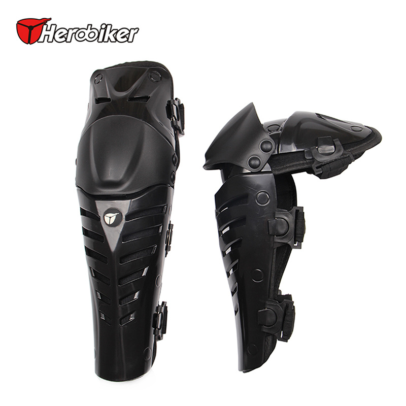 HEROBIKER Motocross Off-Road Racing Knee Protector Guard Extreme Sports Protective Gear Accessories Motorcycle Riding Knee Pads(China (Mainland))