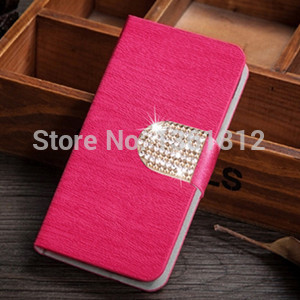 2015 Retail New Luxury Wood Line Flip Leather Phone Case For Huawei G620s C8817d Honor 4 Play With Stand Function & Card Holder(China (Mainland))
