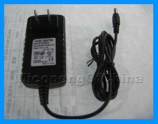 Free shipping DC US 12V 2A CCTV Camera Power Adapter Supply EU Plug 100-240V AC 5.5*2.1mm