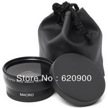 Buy 100% GUARANTEE 52MM 0.45X Wide Angle Lens + Macro + Lens Bag Nikon D5000 D5100 D3100 D7000 D3200 D80 D90 wholesaler) for $16.88 in AliExpress store