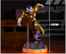 Anime Dragon Ball Z Goku Fighers Príncipe Vegeta Super Saiyan mangá Troncos Goku Gohan Action Figure Modelo Coleção Toy presente(China)