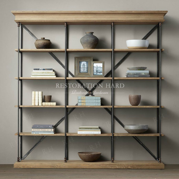 Aliexpresscom Buy French Rustic Shelves Display Rack