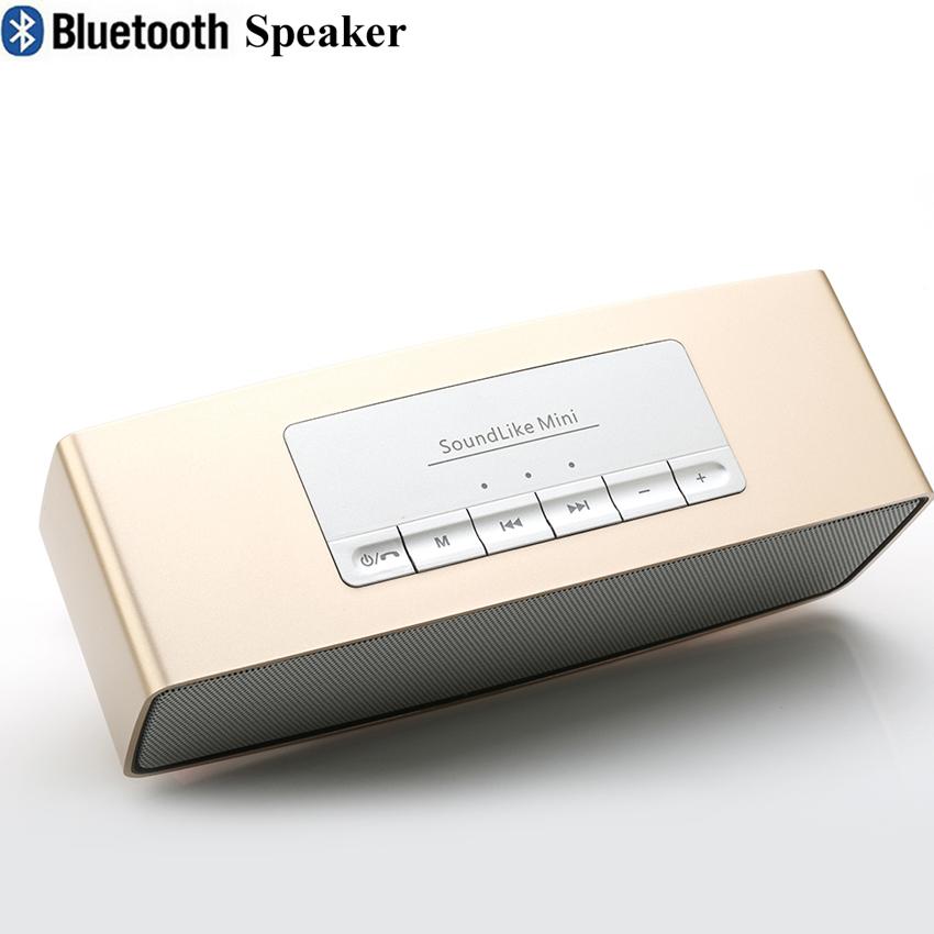 Caixa De Som Bluetooth Speaker HIFI Portable Wireless Mini Speakers 3D Stereo Subwoofer