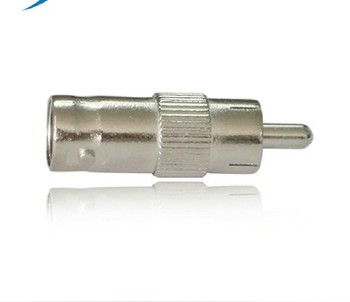 20pcs BNC Female to RCA Male Adapter for Video Cable cctv camera system accessories free shipping