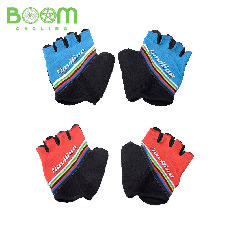 Cycling gloves fox racing sport 2 types waterproof Cycling Naviline B2445 Climbing Free-Shipping(China (Mainland))