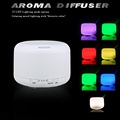 500ml 15 Colors Changable LED Light Essential Oil Aroma Diffuser Ultrasonic Air Humidifier Mist Maker for