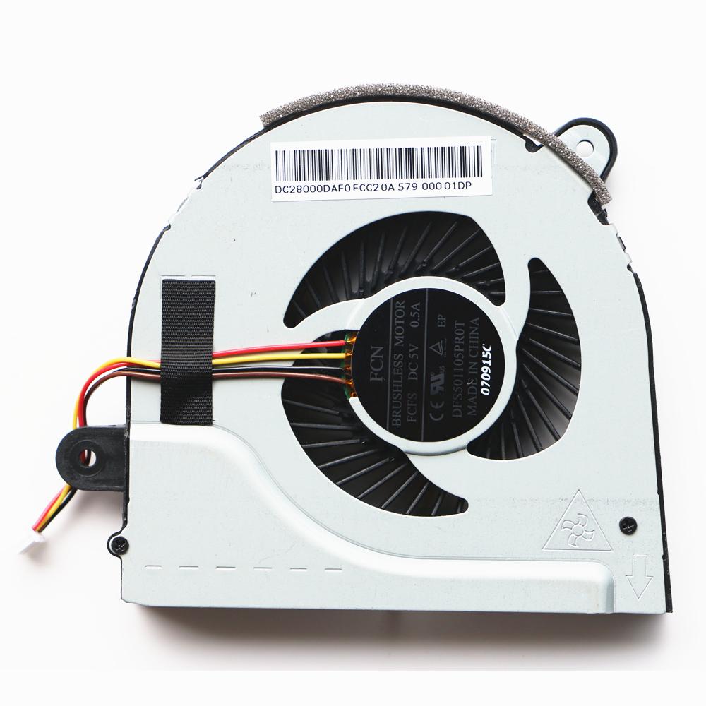 New Original Cpu Fan For Lenovo Ideapad Z501 Z505 G400S G405S G500S G505S Cpu Cooling Fan