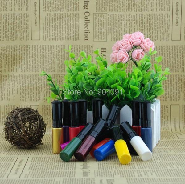 HOTSALE 1 Bottle/LOT Nail Polish&stamp polish&Neon Luminous polish nail art pen 29 color Optional 10ml More engaging 4 Seasons(China (Mainland))