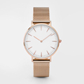 Women Business Wristwatch 2016 Luxury Brand Quartz Watch Women Men Fashion Stainless Steel Network Belt Clock