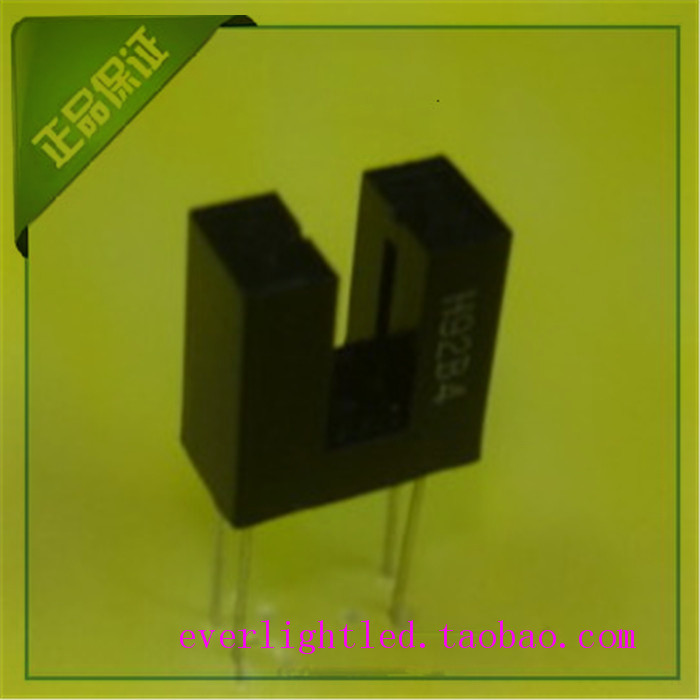 Free shipping 15PCS H92B4 photoelectric switch ( width 4mm) H-92B4 parameter H92-B4 H92B4 manufacturers(China (Mainland))